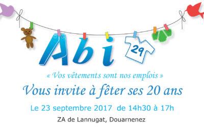 Abi29 fête ses 20 ans