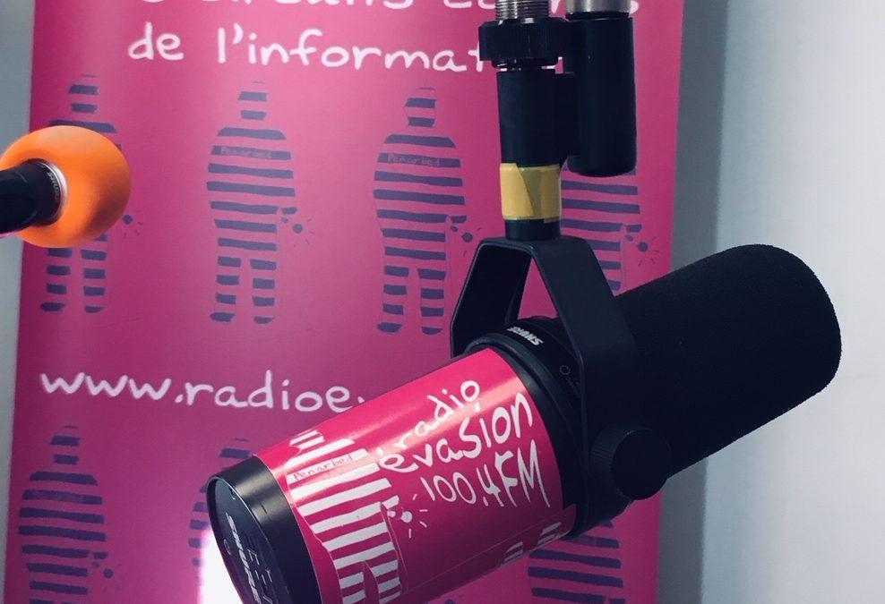 Podcast Radio Evasion.