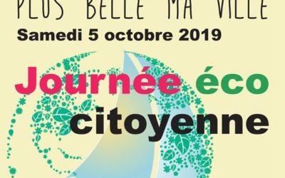 Journée éco-citoyenne à Plougastel-Daoulas.