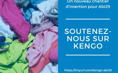 Soutenez-nous sur Kengo !